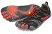 FiveFingers M's KMD Sport LS Black/Red/Grey